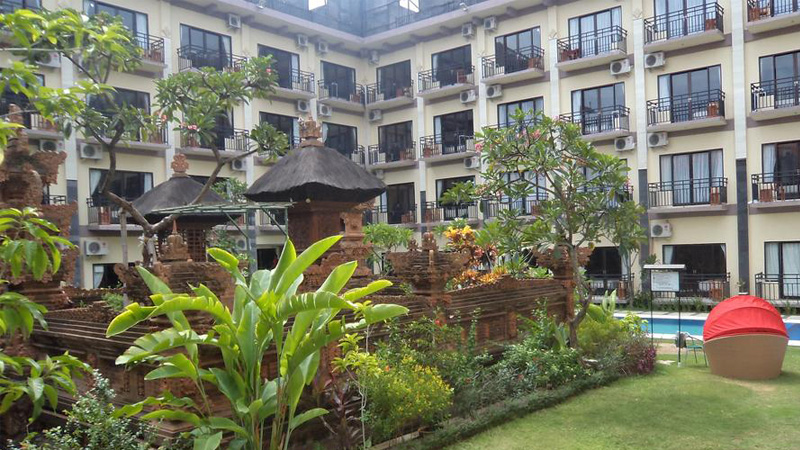 The Aromas of Bali Hotel & Residence