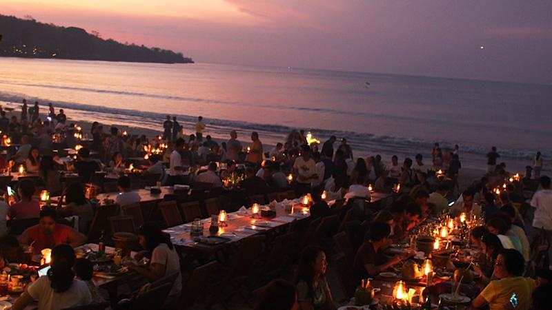 Jimbaran Bay Dinner