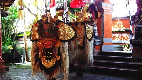 Tari Barong Bali Di Batubulan