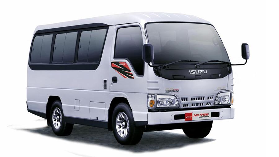 Sewa Mobil Bali ISUZU ELF