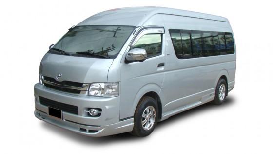 Sewa Mobil Bali Toyota Commuter (Hiace)